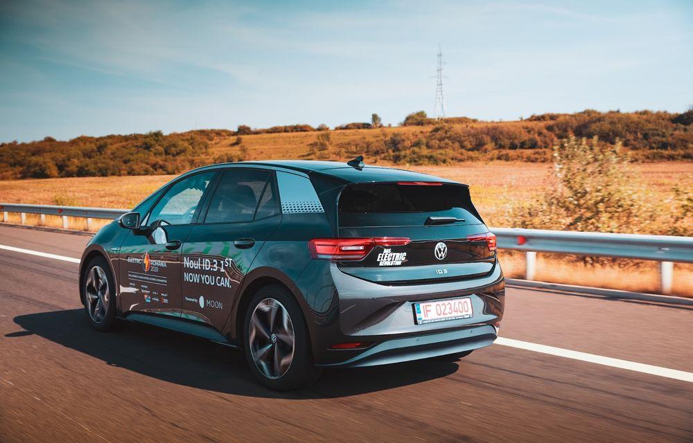 RAPORT FINAL: Volkswagen ID.3 în #ElectricRomânia 2020: încărcare, consum, autonomie reală - Poza 27