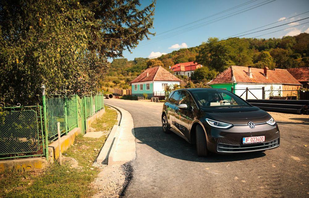RAPORT FINAL: Volkswagen ID.3 în #ElectricRomânia 2020: încărcare, consum, autonomie reală - Poza 14