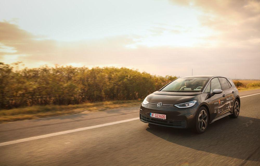 RAPORT FINAL: Volkswagen ID.3 în #ElectricRomânia 2020: încărcare, consum, autonomie reală - Poza 6