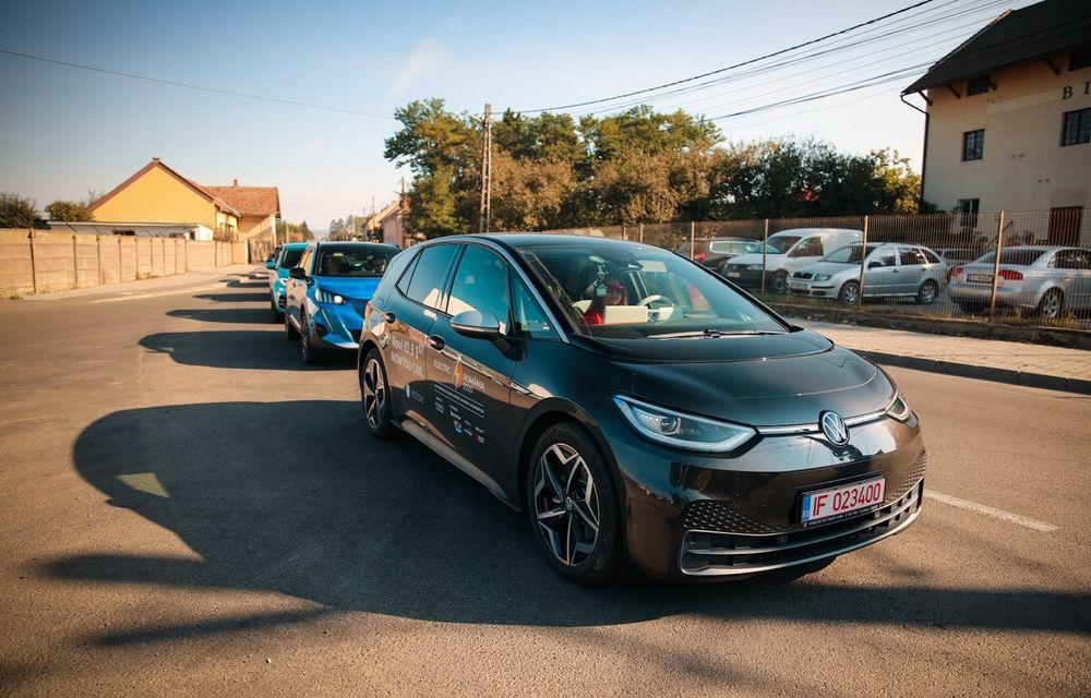 RAPORT FINAL: Volkswagen ID.3 în #ElectricRomânia 2020: încărcare, consum, autonomie reală - Poza 13