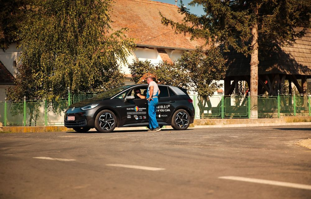RAPORT FINAL: Volkswagen ID.3 în #ElectricRomânia 2020: încărcare, consum, autonomie reală - Poza 29