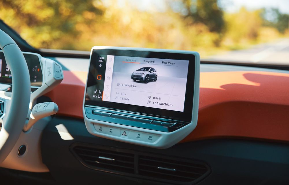 RAPORT FINAL: Volkswagen ID.3 în #ElectricRomânia 2020: încărcare, consum, autonomie reală - Poza 47