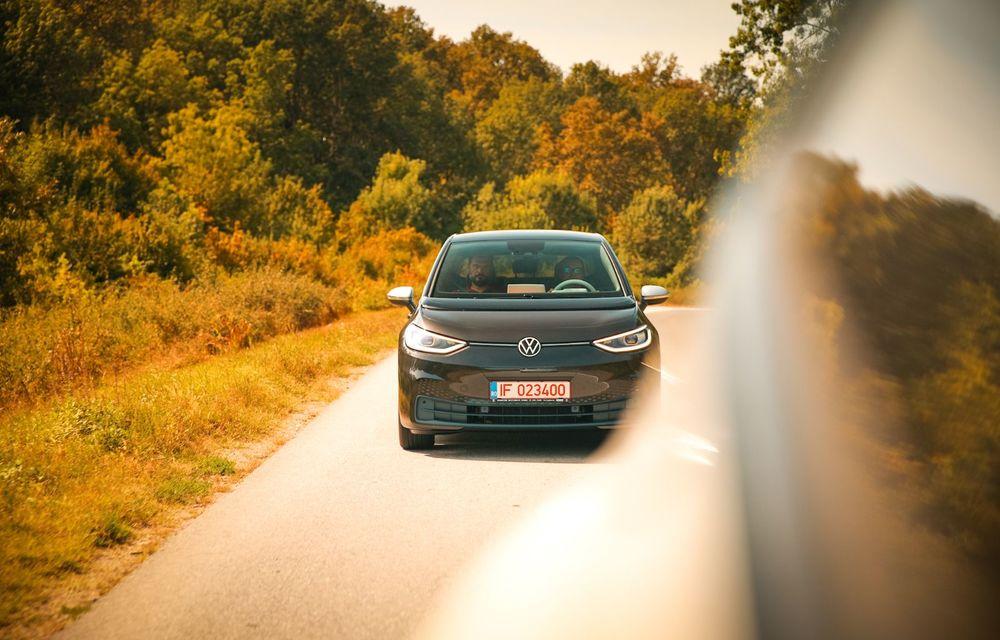 RAPORT FINAL: Volkswagen ID.3 în #ElectricRomânia 2020: încărcare, consum, autonomie reală - Poza 10