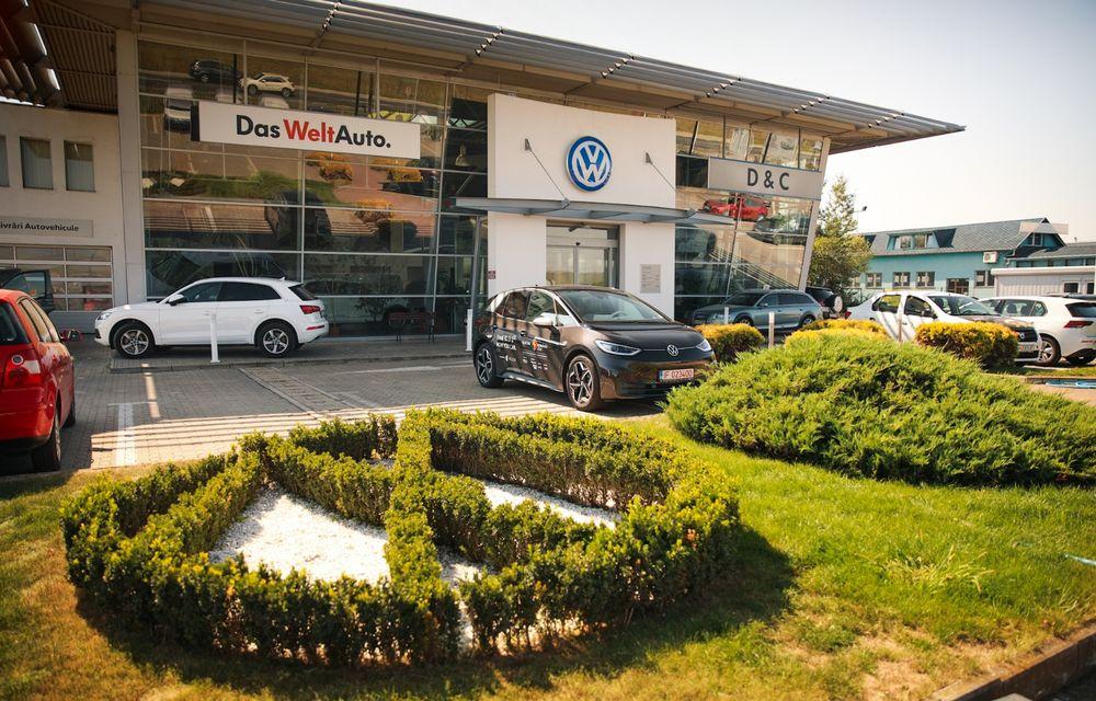 RAPORT FINAL: Volkswagen ID.3 în #ElectricRomânia 2020: încărcare, consum, autonomie reală - Poza 30