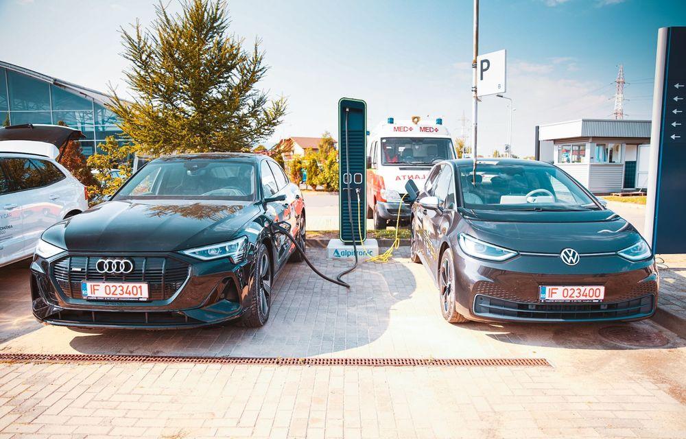 RAPORT FINAL: Volkswagen ID.3 în #ElectricRomânia 2020: încărcare, consum, autonomie reală - Poza 33