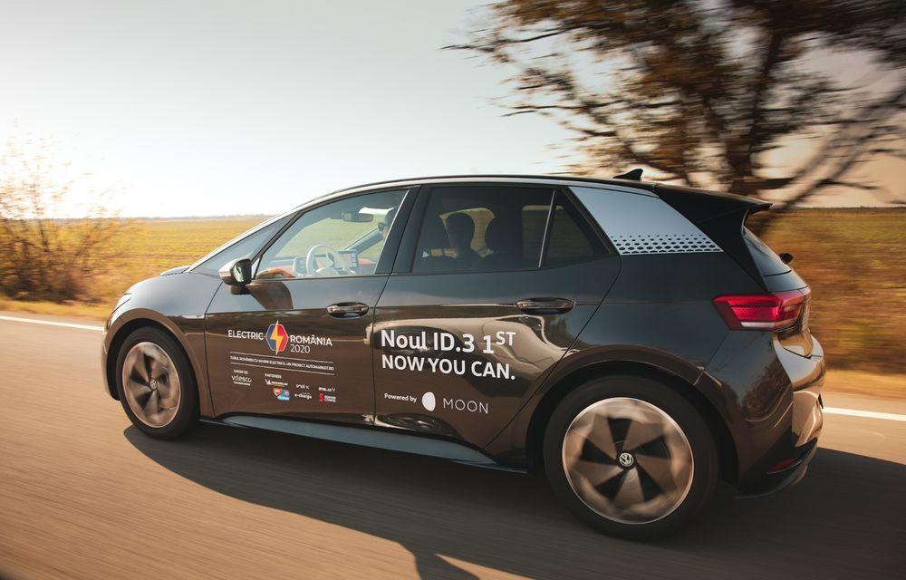 RAPORT FINAL: Volkswagen ID.3 în #ElectricRomânia 2020: încărcare, consum, autonomie reală - Poza 26