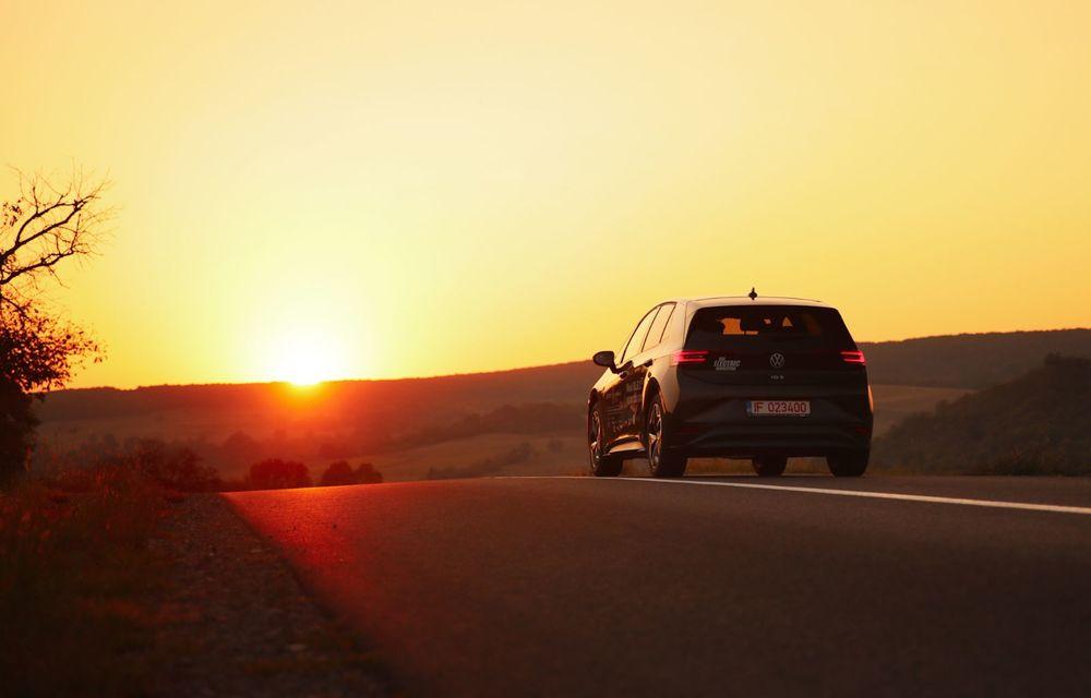 RAPORT FINAL: Volkswagen ID.3 în #ElectricRomânia 2020: încărcare, consum, autonomie reală - Poza 22