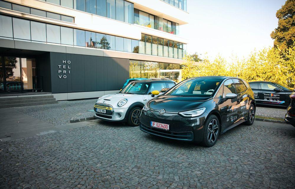 RAPORT FINAL: Volkswagen ID.3 în #ElectricRomânia 2020: încărcare, consum, autonomie reală - Poza 31