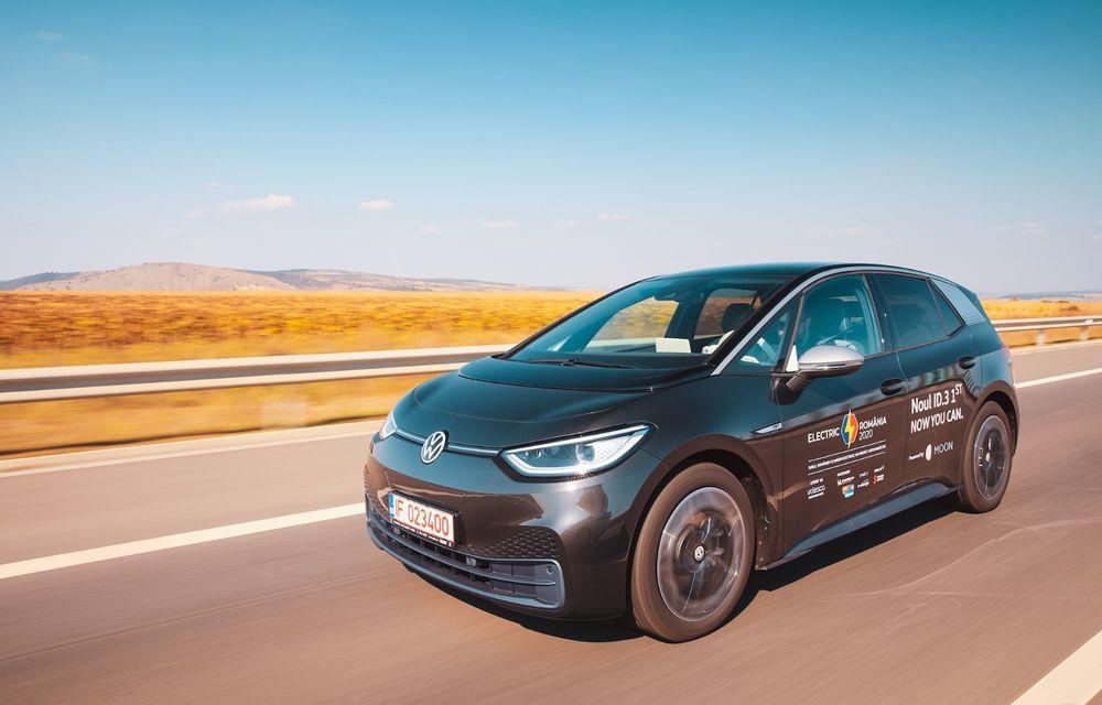 RAPORT FINAL: Volkswagen ID.3 în #ElectricRomânia 2020: încărcare, consum, autonomie reală - Poza 3