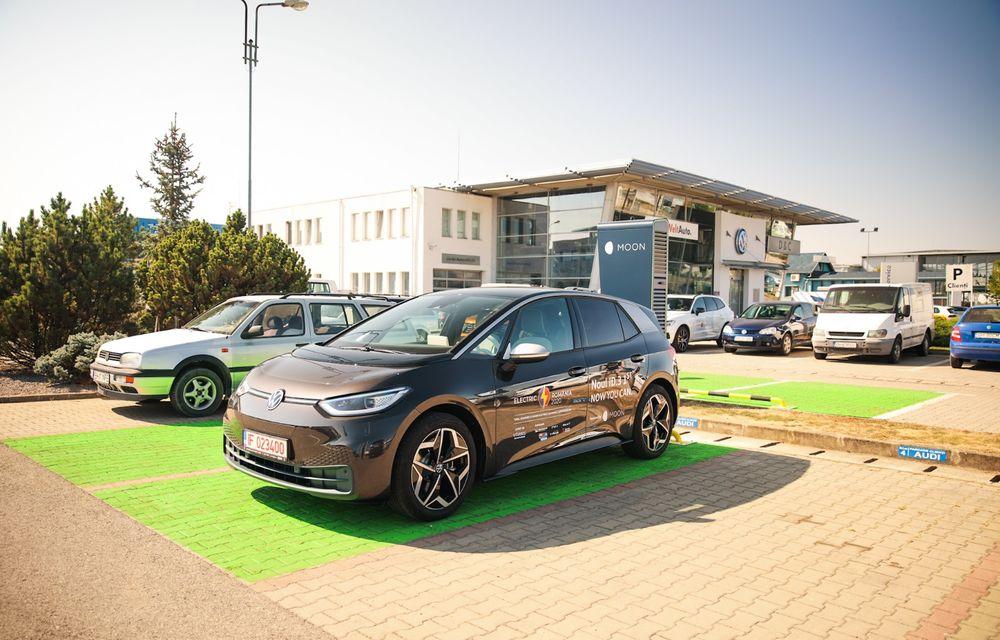 RAPORT FINAL: Volkswagen ID.3 în #ElectricRomânia 2020: încărcare, consum, autonomie reală - Poza 32