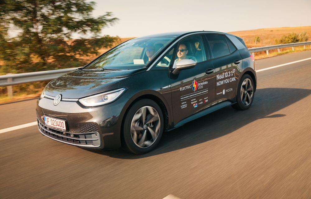 RAPORT FINAL: Volkswagen ID.3 în #ElectricRomânia 2020: încărcare, consum, autonomie reală - Poza 2