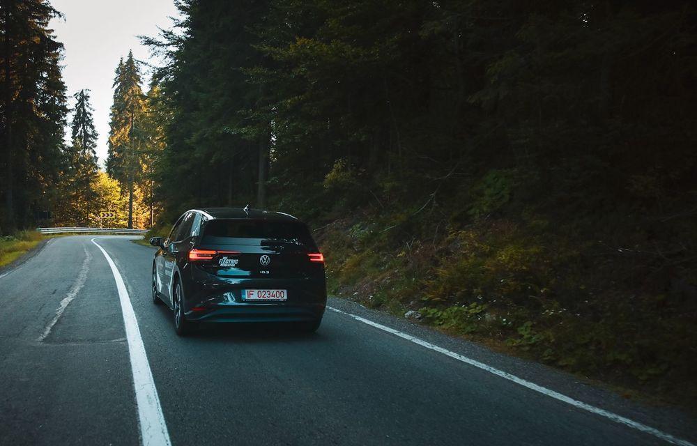 RAPORT FINAL: Volkswagen ID.3 în #ElectricRomânia 2020: încărcare, consum, autonomie reală - Poza 21