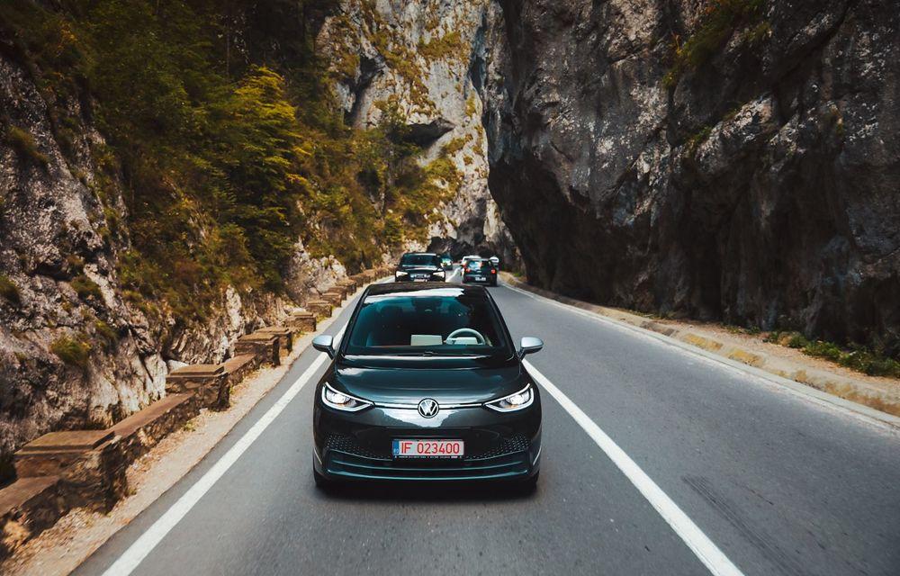 RAPORT FINAL: Volkswagen ID.3 în #ElectricRomânia 2020: încărcare, consum, autonomie reală - Poza 17