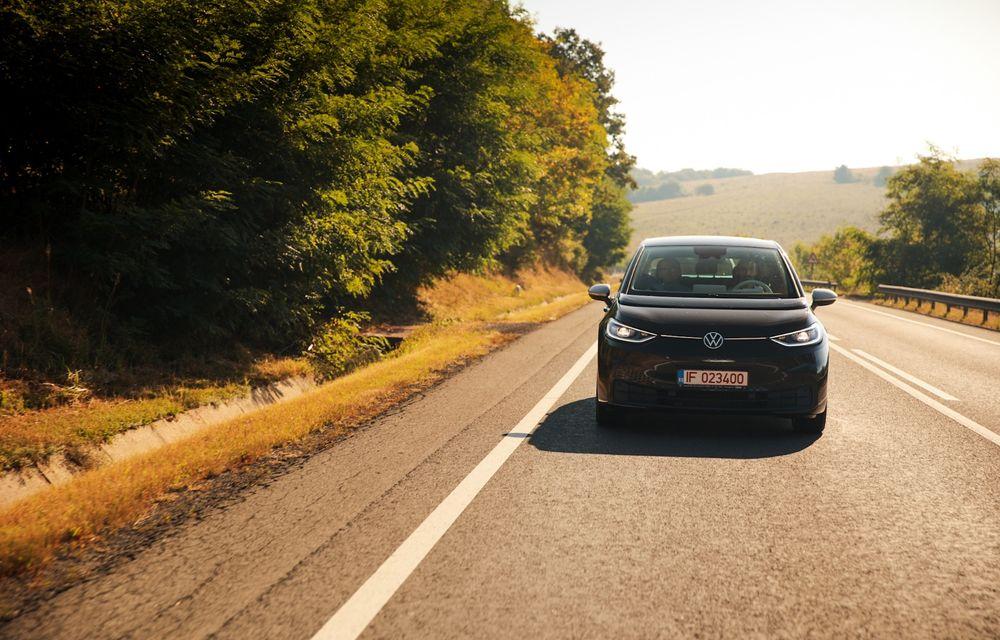 RAPORT FINAL: Volkswagen ID.3 în #ElectricRomânia 2020: încărcare, consum, autonomie reală - Poza 19