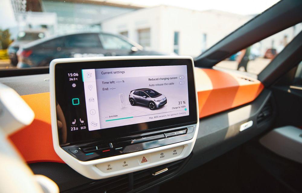 RAPORT FINAL: Volkswagen ID.3 în #ElectricRomânia 2020: încărcare, consum, autonomie reală - Poza 46