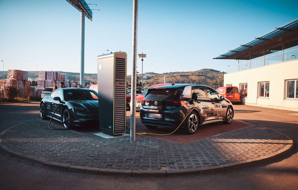 RAPORT FINAL: Volkswagen ID.3 în #ElectricRomânia 2020: încărcare, consum, autonomie reală - Poza 37