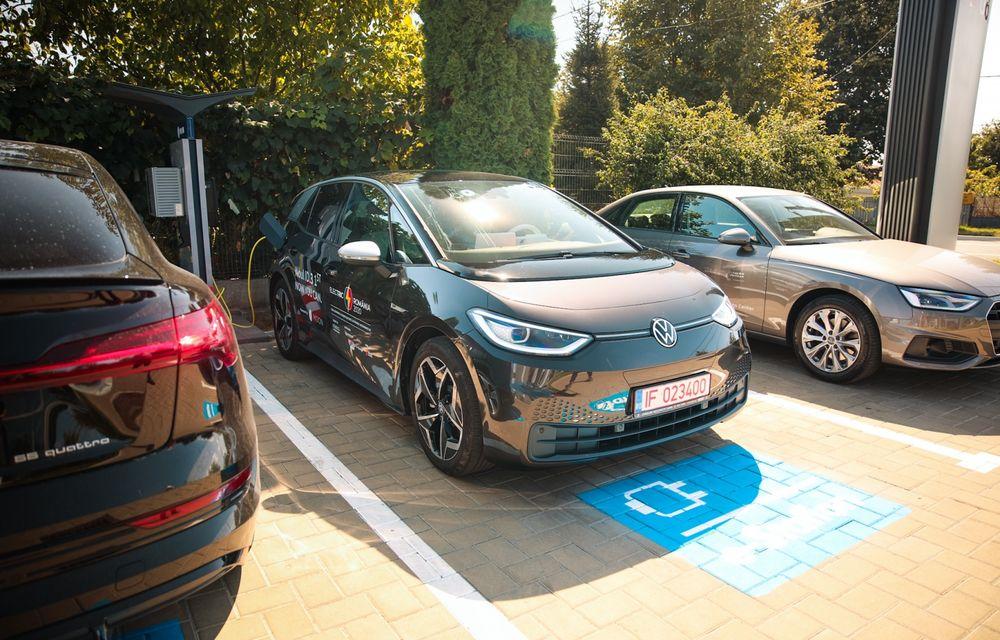 RAPORT FINAL: Volkswagen ID.3 în #ElectricRomânia 2020: încărcare, consum, autonomie reală - Poza 34