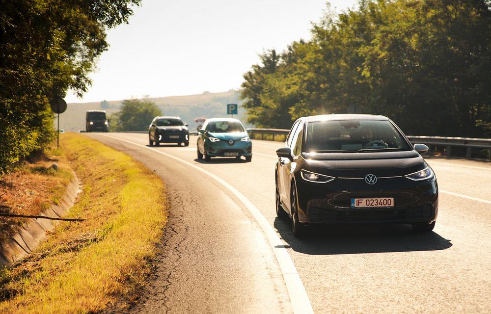 RAPORT FINAL: Volkswagen ID.3 în #ElectricRomânia 2020: încărcare, consum, autonomie reală - Poza 16