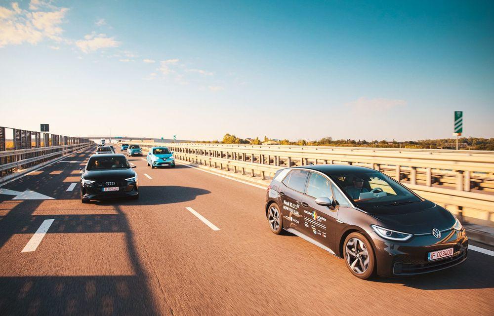 RAPORT FINAL: Volkswagen ID.3 în #ElectricRomânia 2020: încărcare, consum, autonomie reală - Poza 20