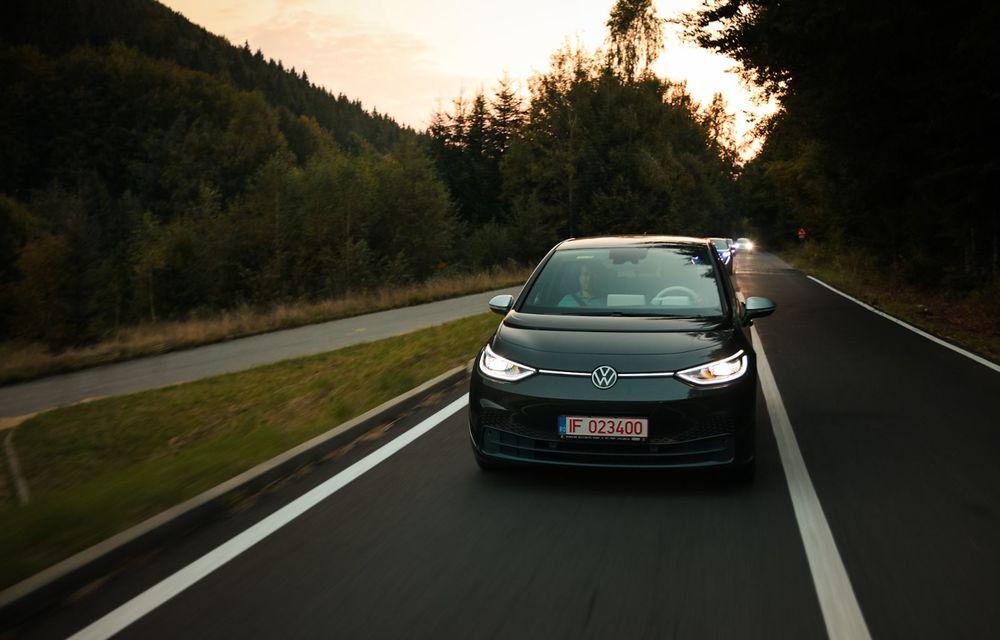 RAPORT FINAL: Volkswagen ID.3 în #ElectricRomânia 2020: încărcare, consum, autonomie reală - Poza 12