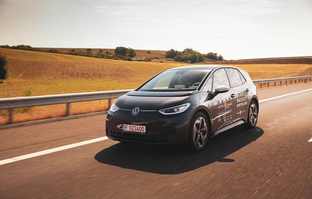 RAPORT FINAL: Volkswagen ID.3 în #ElectricRomânia 2020: încărcare, consum, autonomie reală - Poza 4