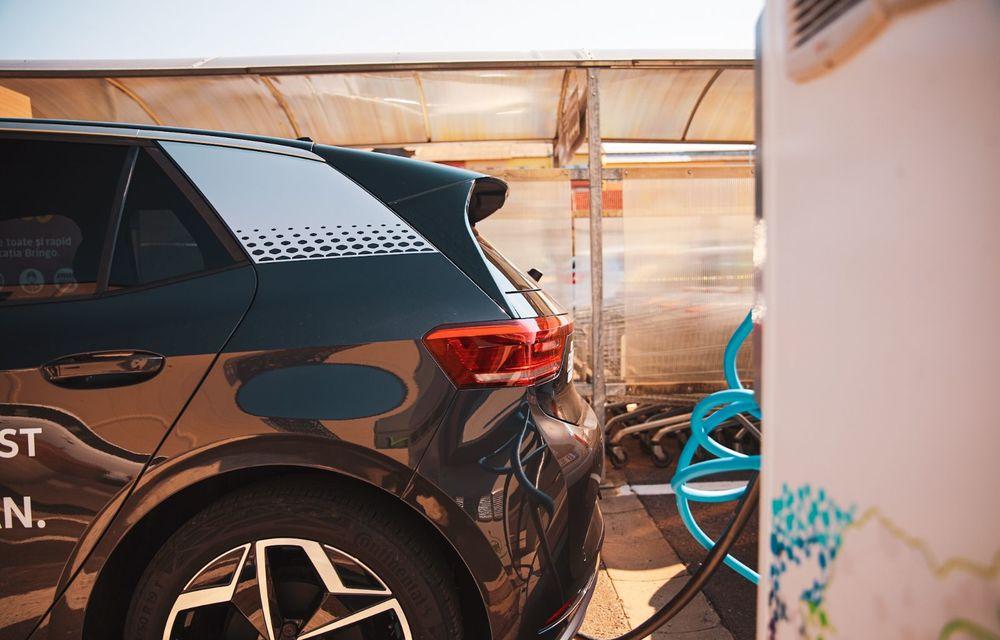 RAPORT FINAL: Volkswagen ID.3 în #ElectricRomânia 2020: încărcare, consum, autonomie reală - Poza 38
