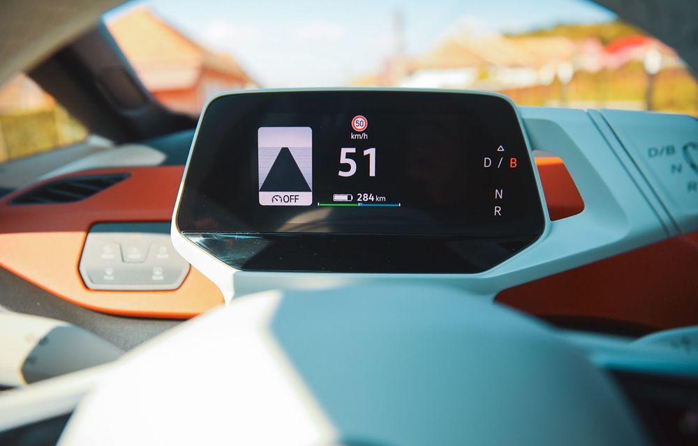 RAPORT FINAL: Volkswagen ID.3 în #ElectricRomânia 2020: încărcare, consum, autonomie reală - Poza 45