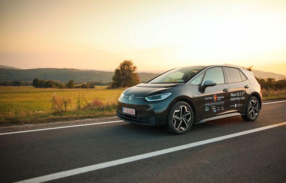 RAPORT FINAL: Volkswagen ID.3 în #ElectricRomânia 2020: încărcare, consum, autonomie reală - Poza 8
