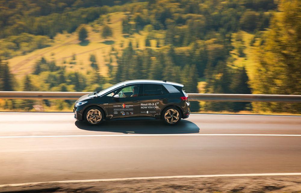 RAPORT FINAL: Volkswagen ID.3 în #ElectricRomânia 2020: încărcare, consum, autonomie reală - Poza 24