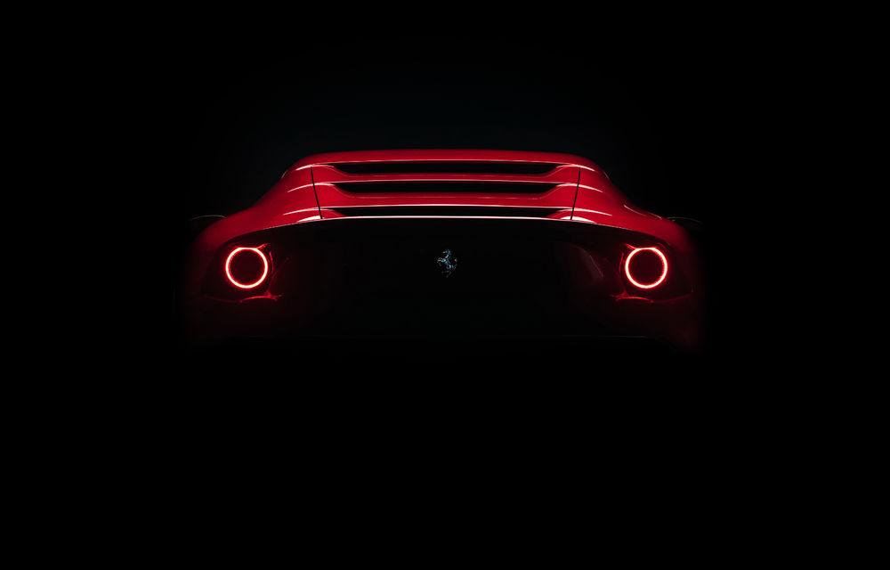 Ferrari Omologata: italienii au realizat un supercar unicat bazat pe 812 Superfast cu motor V12 de 800 de cai putere - Poza 4