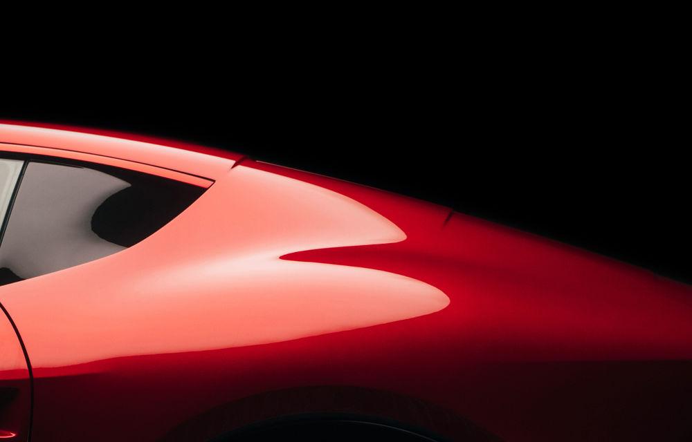 Ferrari Omologata: italienii au realizat un supercar unicat bazat pe 812 Superfast cu motor V12 de 800 de cai putere - Poza 9