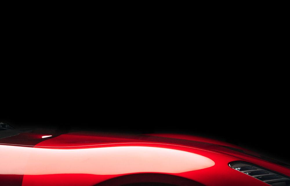 Ferrari Omologata: italienii au realizat un supercar unicat bazat pe 812 Superfast cu motor V12 de 800 de cai putere - Poza 7