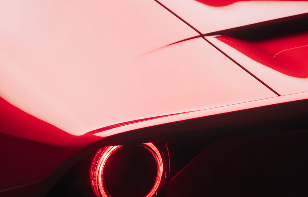 Ferrari Omologata: italienii au realizat un supercar unicat bazat pe 812 Superfast cu motor V12 de 800 de cai putere - Poza 6