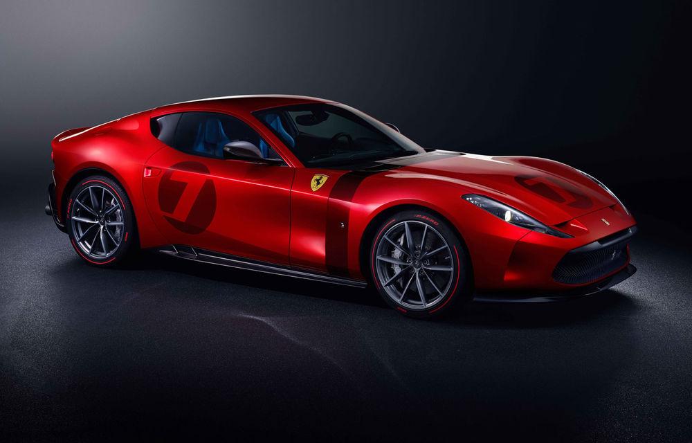 Ferrari Omologata: italienii au realizat un supercar unicat bazat pe 812 Superfast cu motor V12 de 800 de cai putere - Poza 1