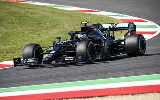 Bottas, cel mai rapid în antrenamentele de vineri din Rusia: Hamilton, doar locul 19 în prima sesiune