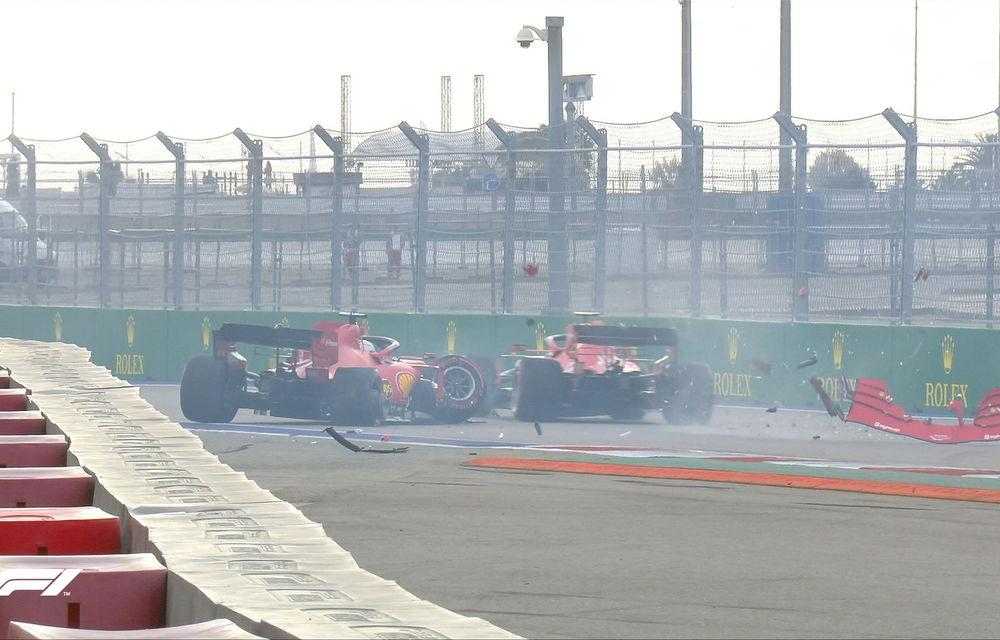Hamilton, pole position în Rusia în fața lui Verstappen și Bottas! Vettel, doar locul 15 după un accident - Poza 2