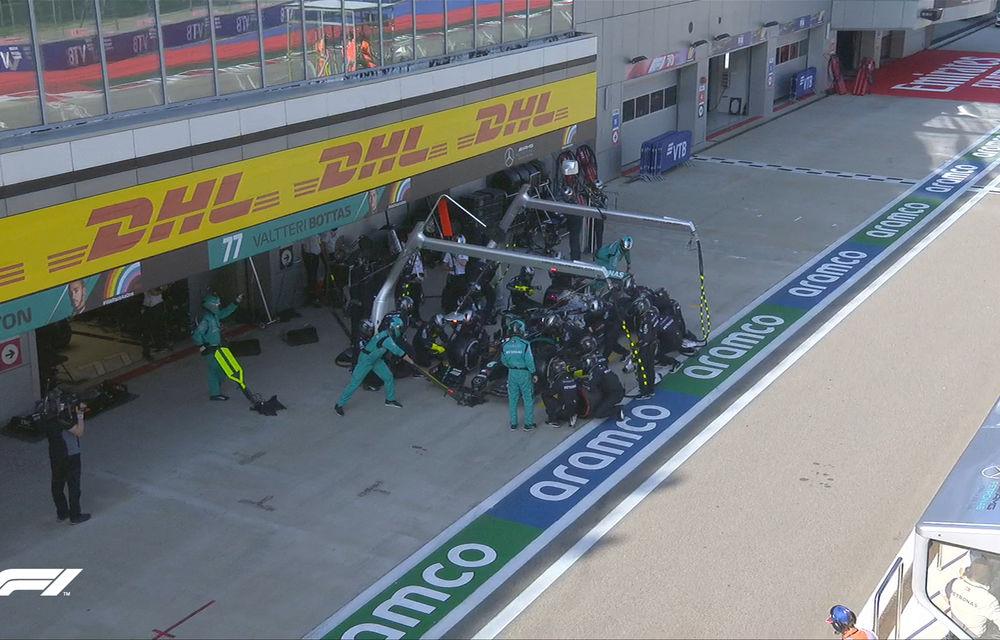 Bottas a câștigat cursa din Rusia în fața lui Verstappen! Hamilton, locul 3 după o penalizare de 10 secunde - Poza 4