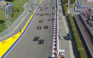 Bottas a câștigat cursa din Rusia în fața lui Verstappen! Hamilton, locul 3 după o penalizare de 10 secunde