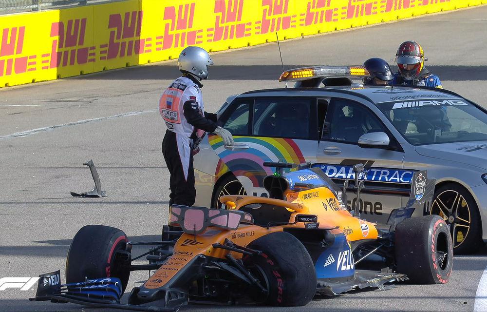 Bottas a câștigat cursa din Rusia în fața lui Verstappen! Hamilton, locul 3 după o penalizare de 10 secunde - Poza 2