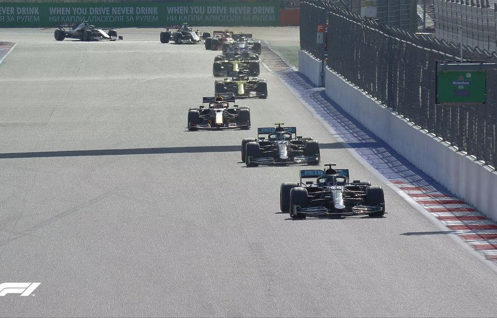 Bottas a câștigat cursa din Rusia în fața lui Verstappen! Hamilton, locul 3 după o penalizare de 10 secunde - Poza 3
