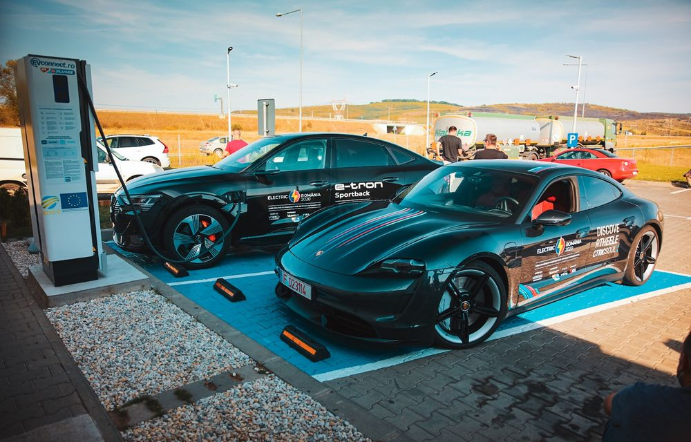 RAPORT FINAL: Porsche Taycan în #ElectricRomânia 2020: încărcare, consum, autonomie reală - Poza 12