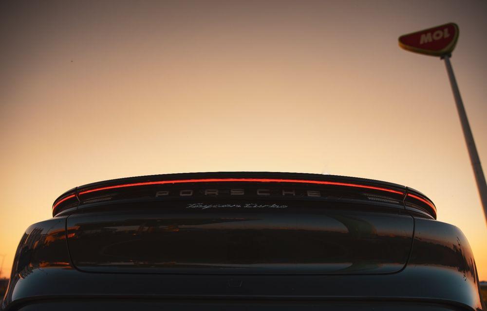 RAPORT FINAL: Porsche Taycan în #ElectricRomânia 2020: încărcare, consum, autonomie reală - Poza 16