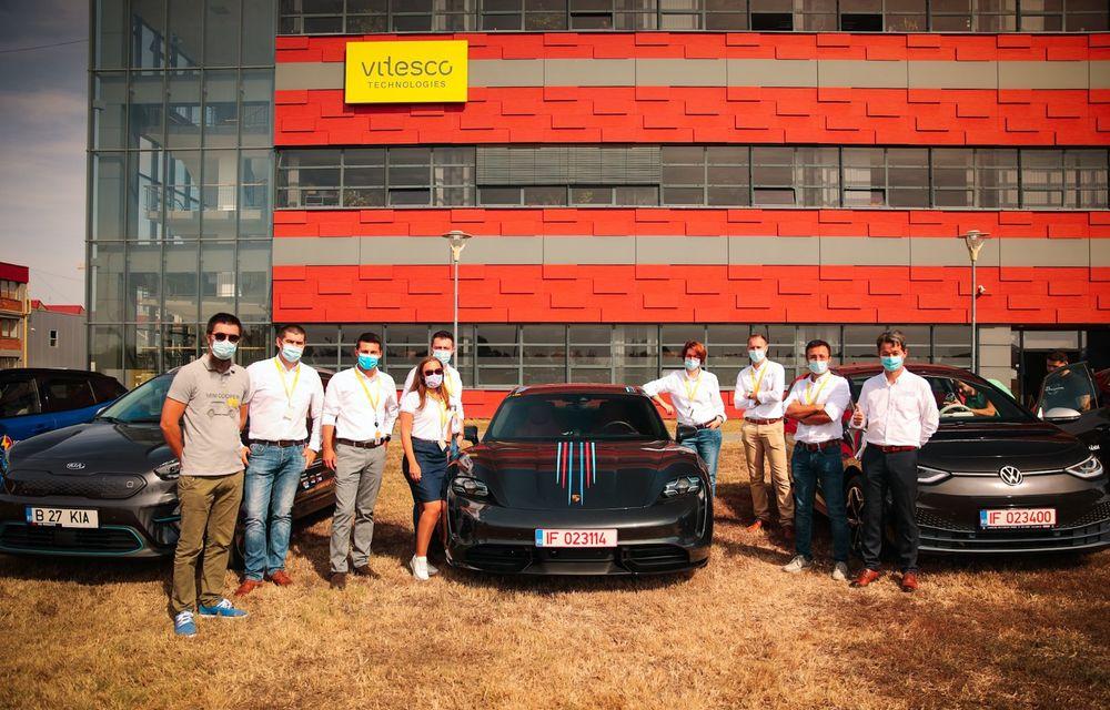 RAPORT FINAL: Porsche Taycan în #ElectricRomânia 2020: încărcare, consum, autonomie reală - Poza 13