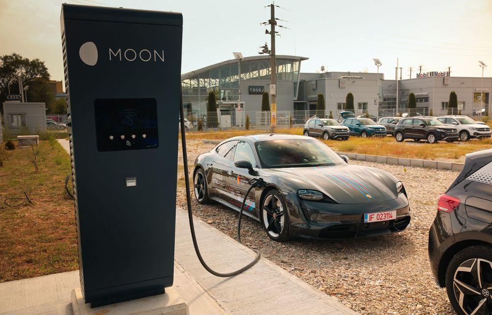 RAPORT FINAL: Porsche Taycan în #ElectricRomânia 2020: încărcare, consum, autonomie reală - Poza 35