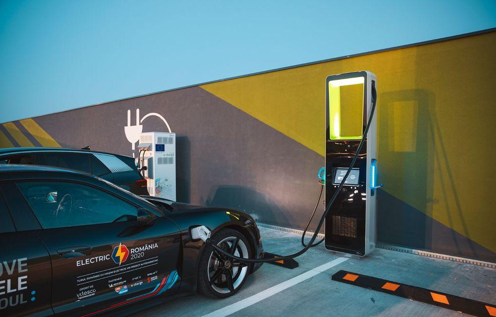 RAPORT FINAL: Porsche Taycan în #ElectricRomânia 2020: încărcare, consum, autonomie reală - Poza 24