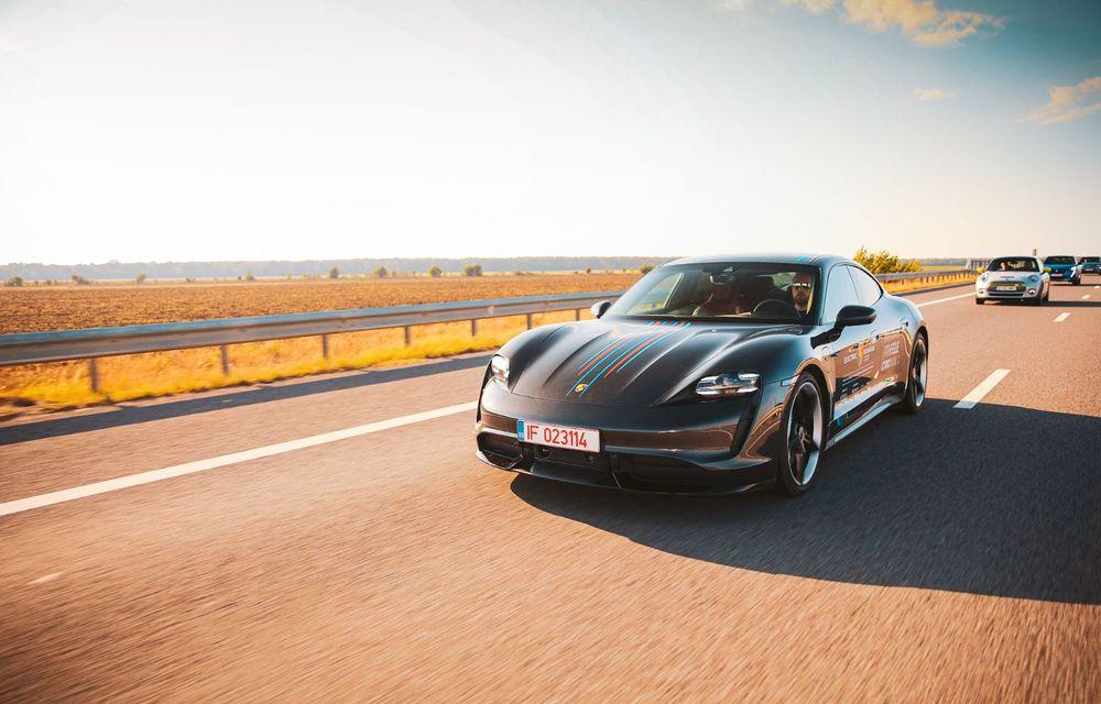 RAPORT FINAL: Porsche Taycan în #ElectricRomânia 2020: încărcare, consum, autonomie reală - Poza 33