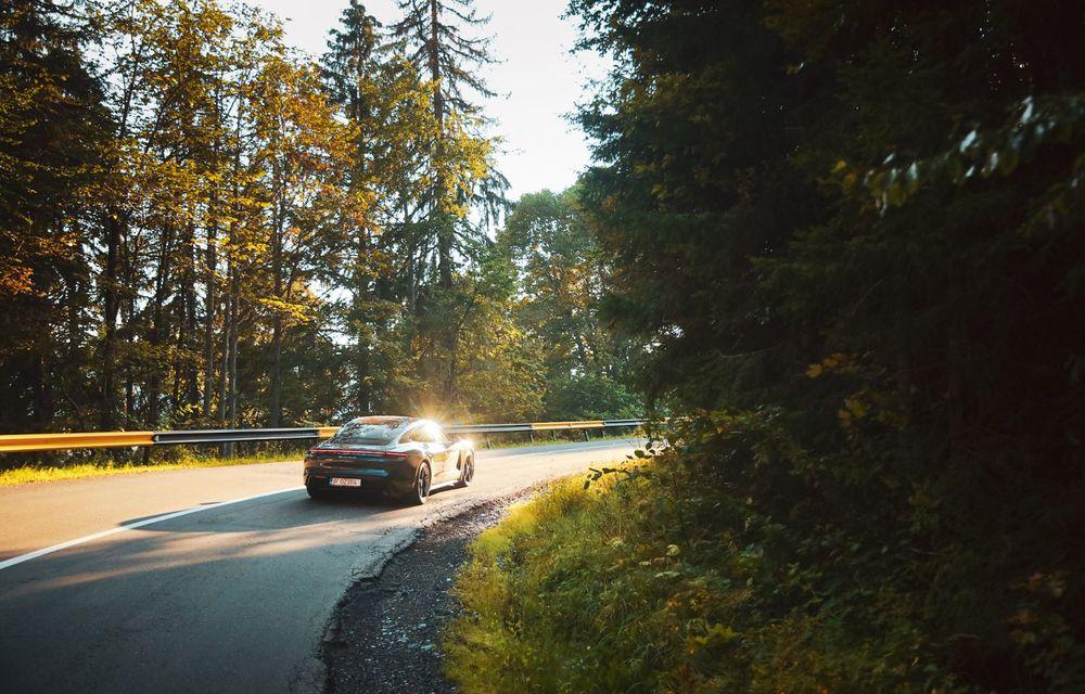 RAPORT FINAL: Porsche Taycan în #ElectricRomânia 2020: încărcare, consum, autonomie reală - Poza 20