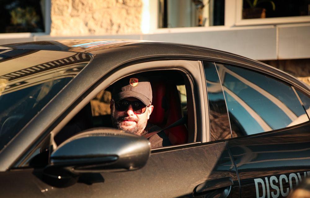 RAPORT FINAL: Porsche Taycan în #ElectricRomânia 2020: încărcare, consum, autonomie reală - Poza 47