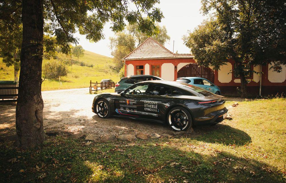 RAPORT FINAL: Porsche Taycan în #ElectricRomânia 2020: încărcare, consum, autonomie reală - Poza 36