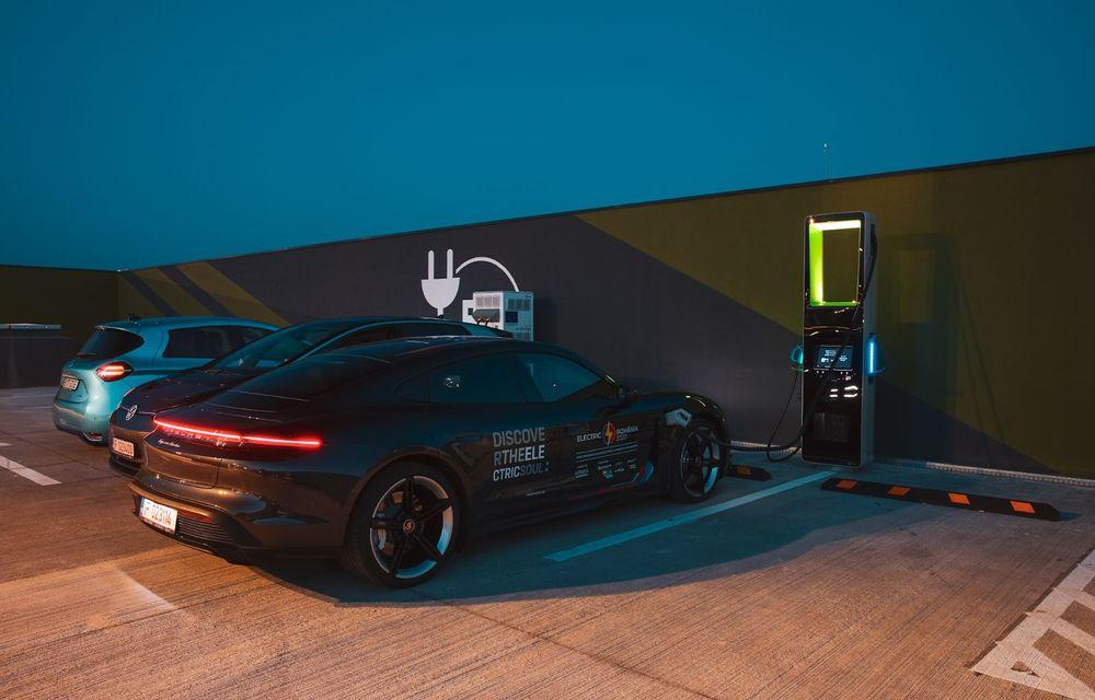 RAPORT FINAL: Porsche Taycan în #ElectricRomânia 2020: încărcare, consum, autonomie reală - Poza 38
